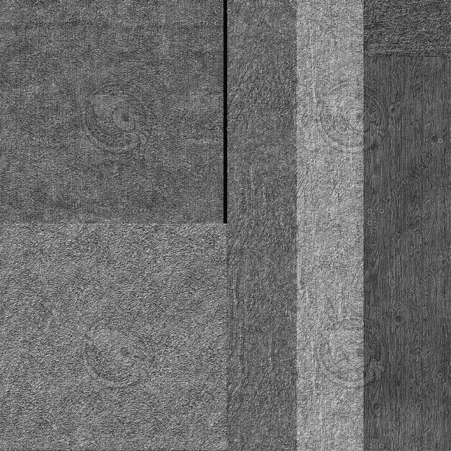 Plac budowy trzy teksturowane royalty-free 3d model - Preview no. 11
