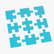 Puzzle3 3d model