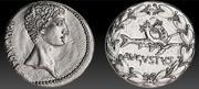 ローマのコインのコピー 3d model