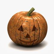 Zucca Di Halloween 3d model