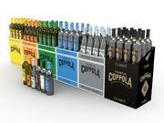 Coppola-wijnen 3d model
