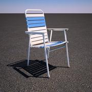 Lawn Chair 3d model