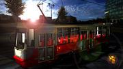 tram 105NA lwo 3d model