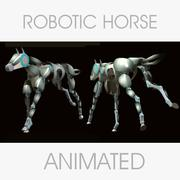 Robotic Horse 3d model