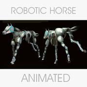 Robotic Horse 3d model