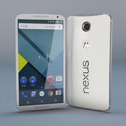 Nexus 6 3d model