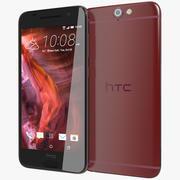 HTC One A9 Deep Garnet 3d model