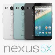 Google Nexus 5X LG 3d model