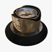 "Mariners Compass ""Dollond"" 3d model"