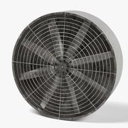Büyük Fan2 3d model