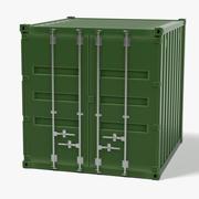 Contêiner de carga 3 3d model