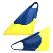 Gizli yüzgeçleri 3d model