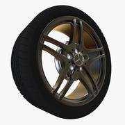 Mercedes-Benz Wheel 3d model