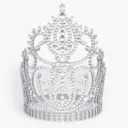 diamant krona 3d model