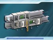 Klima Santrali (AHU) 3d model