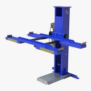 Modelo 3D genérico de elevador único para carro 3d model