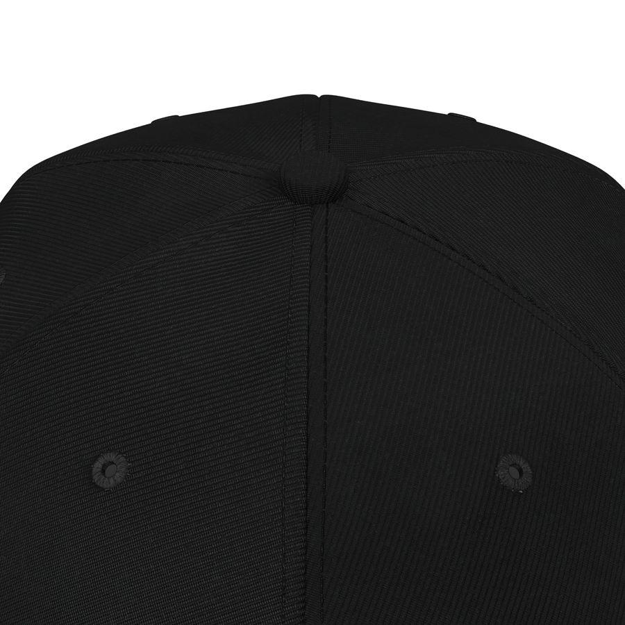 NYPD polis hatt royalty-free 3d model - Preview no. 19