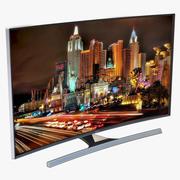 Samsung 4K UHD JU7500 Series Curved Smart TV 55 Inch 3d model