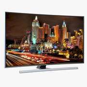 Samsung 4K UHD JU7500 Series Curved Smart TV 48 Inch 3d model