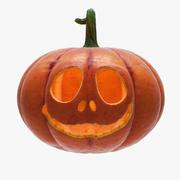 Halloween Pumpkin 3 3d model