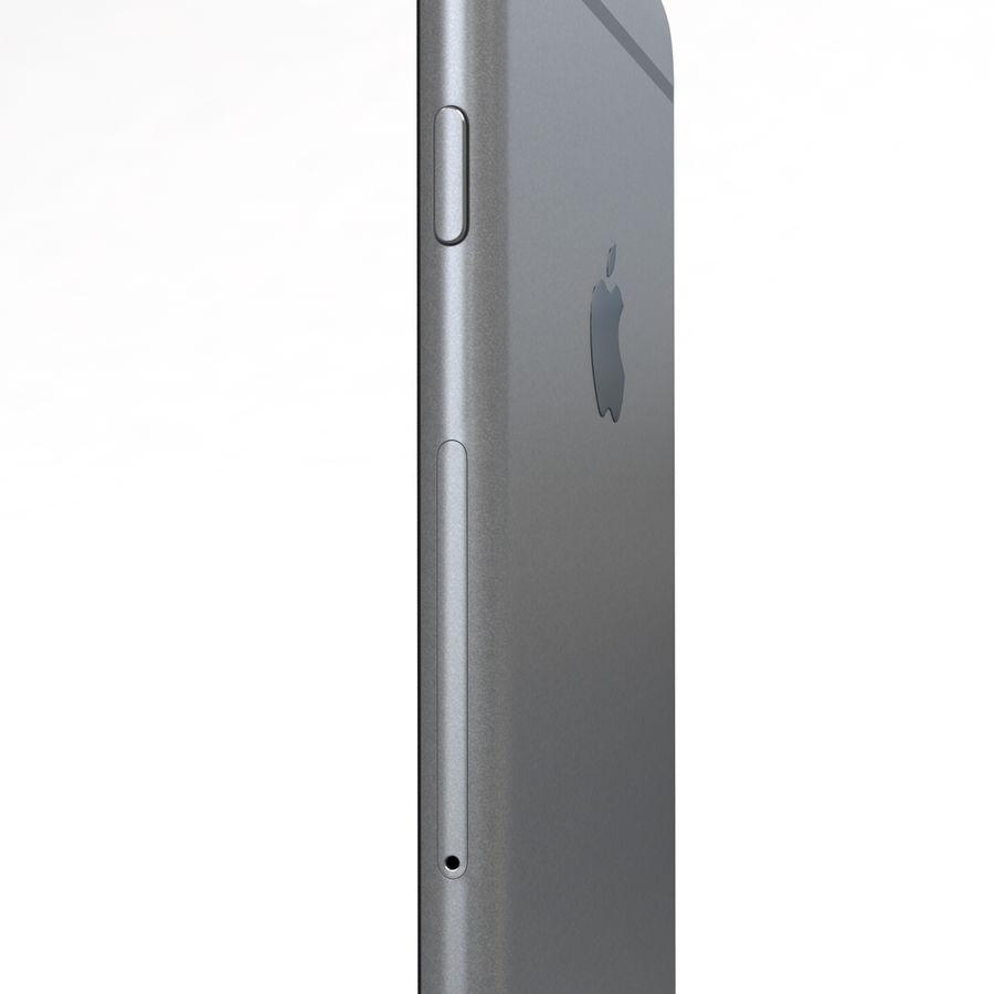Apple iPhone 6s Plus Cinza Espaço royalty-free 3d model - Preview no. 18