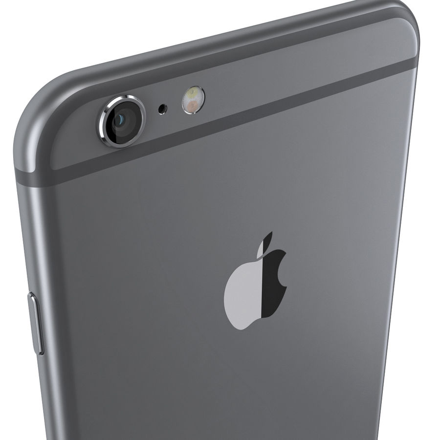 iPhone 6S i iPhone 6S Plus royalty-free 3d model - Preview no. 22