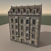 European Building 079 3d model