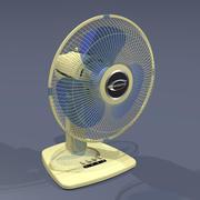 Oscillerande fläkt 3d model
