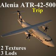 AT45 TIB 3d model