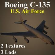 C135 MIL 3d model