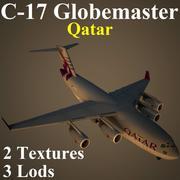 C17 QTR 3d model