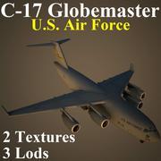 C17 USA 3d model