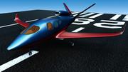 Personal Jet 3d model