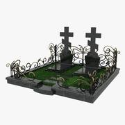 Tomb 8 3d model