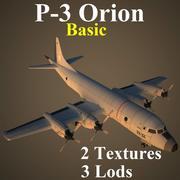 P3 Basic 3d model