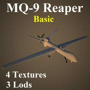 MQ9 Basic 3d model