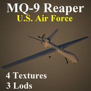 MQ9 USA 3d model