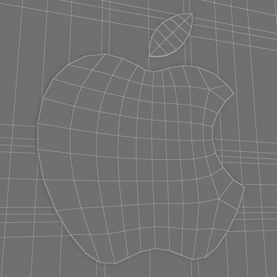 iPhone 6S Espaço Cinzento royalty-free 3d model - Preview no. 19