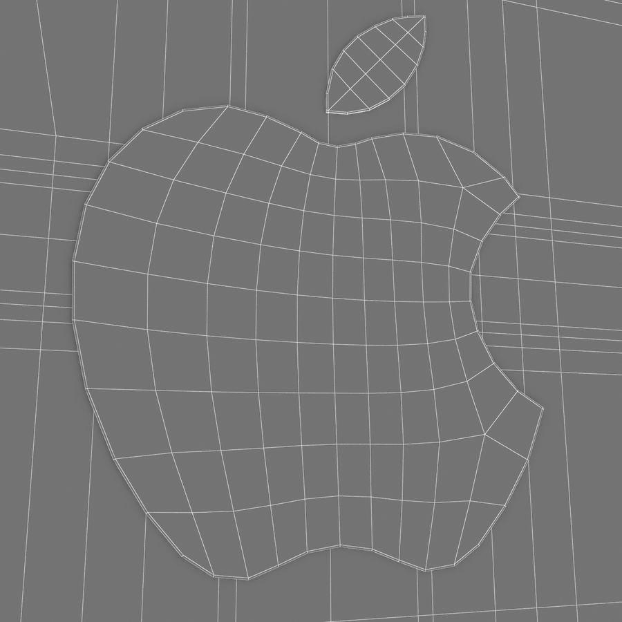 iPhone 6S Plus Prateado royalty-free 3d model - Preview no. 19