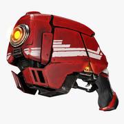 Plasma Weapon 3d model