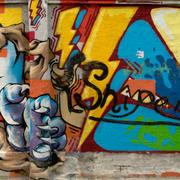 graffiti 3d model