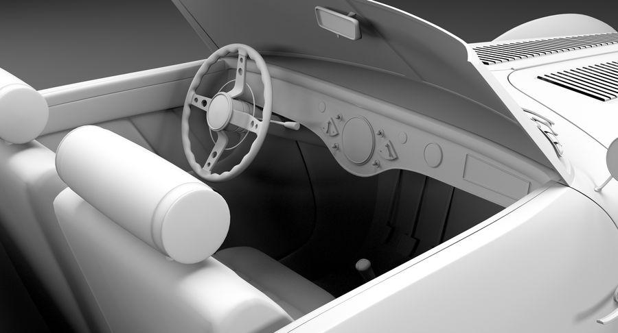 Prototype de voiture royalty-free 3d model - Preview no. 48