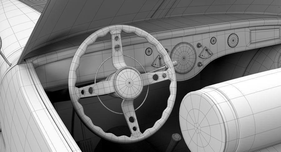Prototype de voiture royalty-free 3d model - Preview no. 29