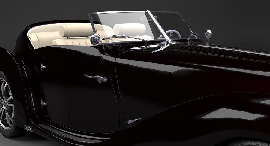 Prototype de voiture royalty-free 3d model - Preview no. 16