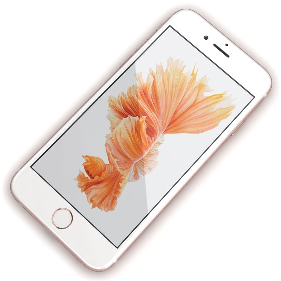 Apple iPhone 6s 모든 색상 royalty-free 3d model - Preview no. 63