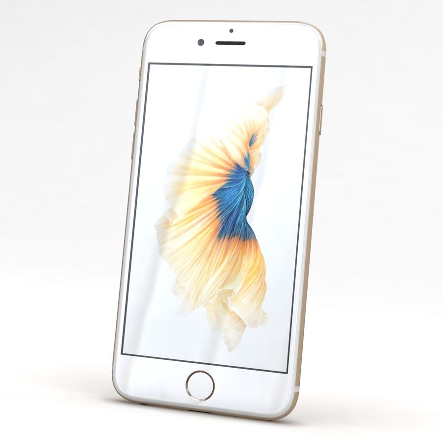 Apple iPhone 6s 모든 색상 royalty-free 3d model - Preview no. 42