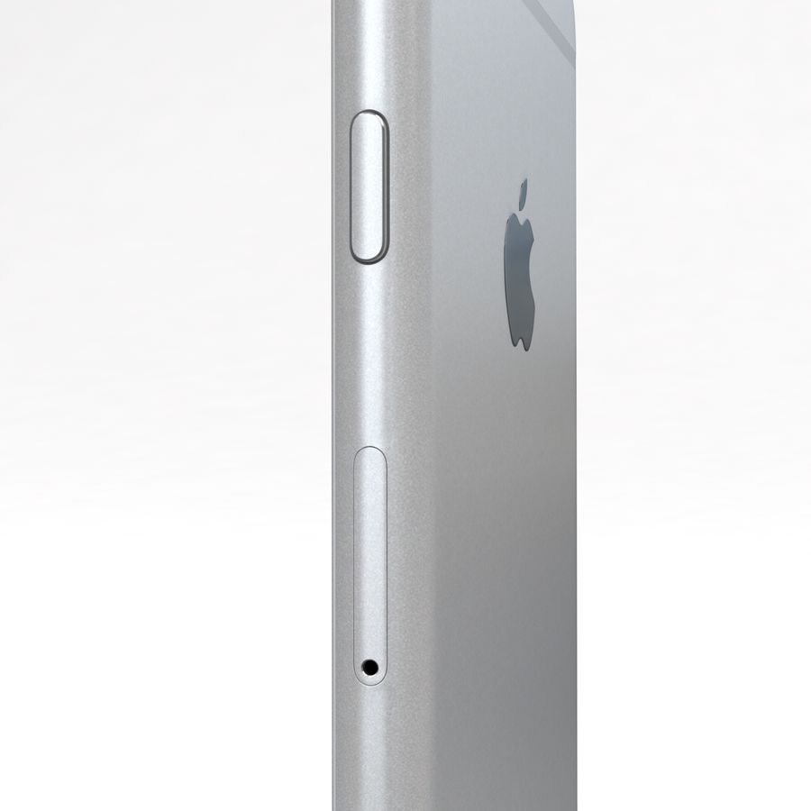 Apple iPhone 6s 모든 색상 royalty-free 3d model - Preview no. 33