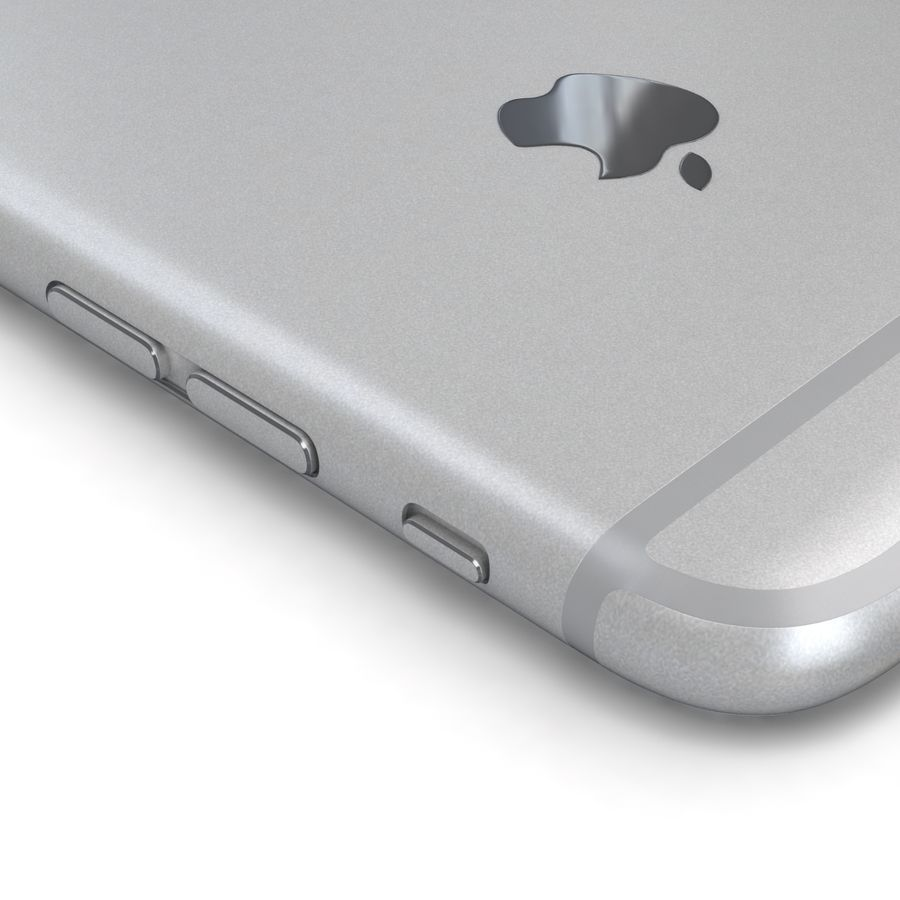 Apple iPhone 6s 모든 색상 royalty-free 3d model - Preview no. 30