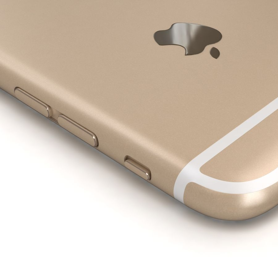 Apple iPhone 6s 모든 색상 royalty-free 3d model - Preview no. 50