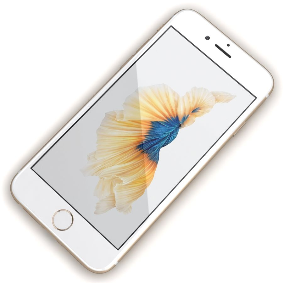 Apple iPhone 6s 모든 색상 royalty-free 3d model - Preview no. 44